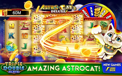 Triple Double Slots - Free Slots Casino Slot Games Screenshot