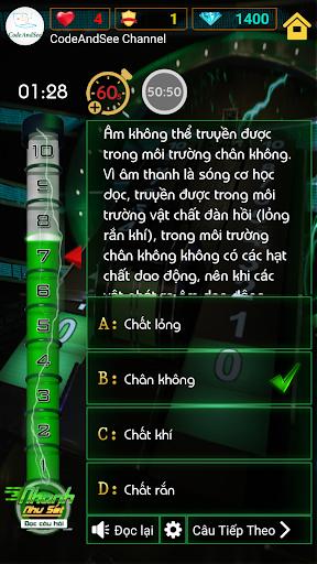 Nhanh Nhu01b0 Su00e9t - u0110u1ecdc Cu00e2u Hu1ecfi android2mod screenshots 5