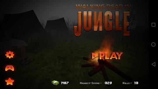 Walking Dead In Jungle Game Hack & Cheats 1