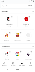 OneFootball Apk Güncel 2021* 7