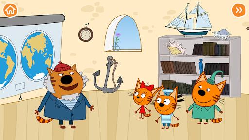 Kid-E-Cats. Educational Games  screenshots 16