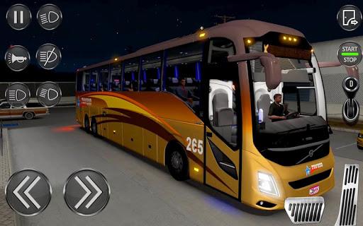 City Coach Bus Driving Sim : Bus Games 2020 0.2 Screenshots 4
