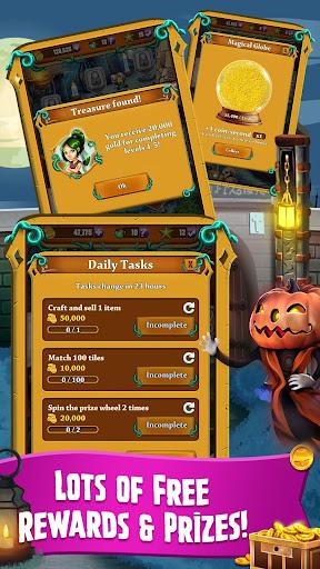 Mystery Mansion: Match 3 Quest screenshots 10