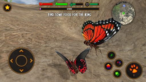 Butterfly Simulator 1.1 screenshots 5