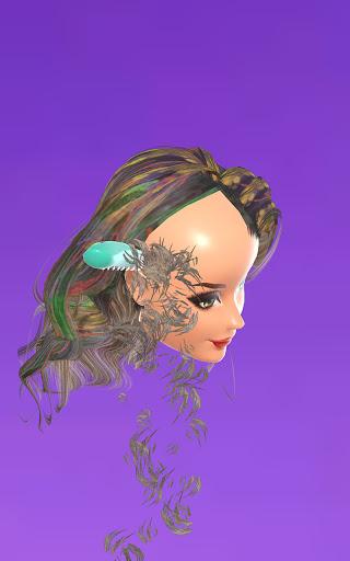 Doll Makeover  screenshots 4