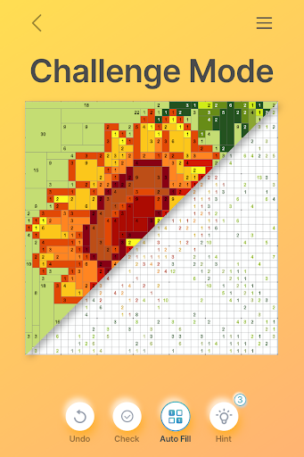 Happy Pixel Puzzle: Free Fun Coloring Logic Game filehippodl screenshot 17