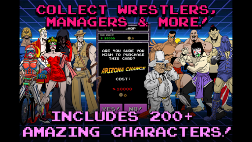 80s Mania Wrestling Returns 1.0.77 screenshots 7