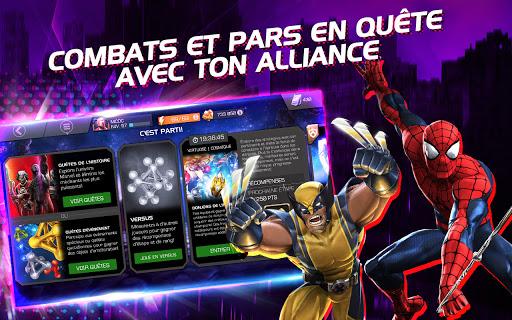 Télécharger Marvel Tournoi des Champions APK MOD (Astuce) screenshots 2