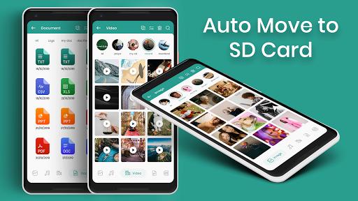 Auto Move To SD Card 1.6.0 screenshots 1
