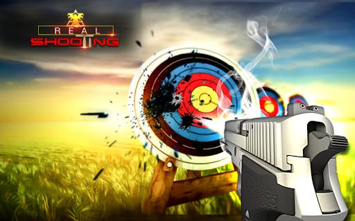 Shooting Range - Target Shooting & Gun Simulator  screenshots 1