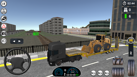 Euro Truck Extreme - Driver screenshots 7