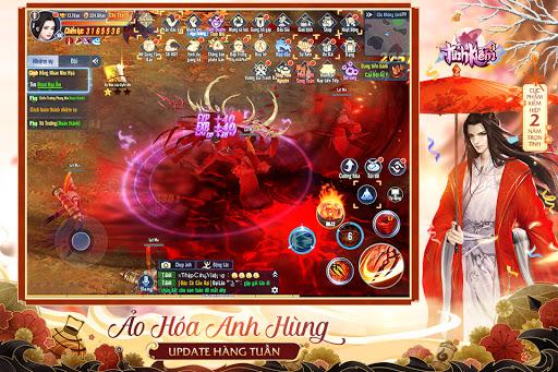 Tu00ecnh Kiu1ebfm 3D - Tu00e2n Thu1ebf Giu1edbi 1.0.43 screenshots 4