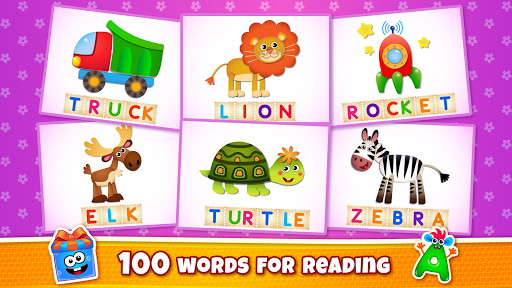 Baby ABC in box! Kids alphabet games for toddlers! 3.3.3.2 screenshots 13