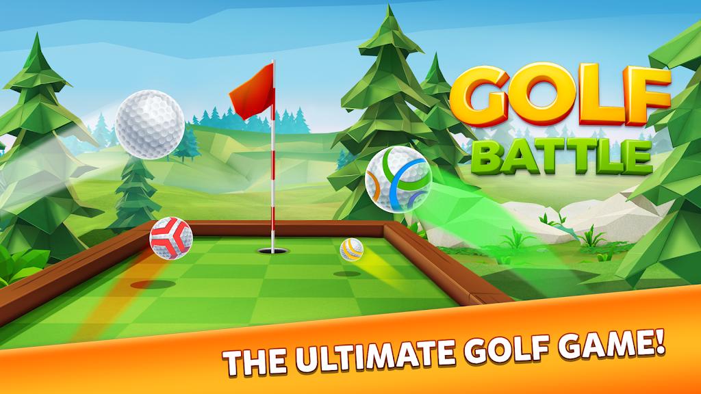 Golf Battle poster 20