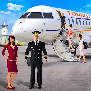 Pilot Flight Simulator  Airplane Games