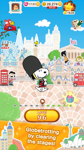 SNOOPY Puzzle Journey 1.09.01 screenshots 2