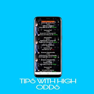 100% Sure VIP Tips 9.6 Screenshots 1