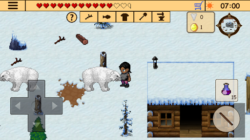 Survival RPG 3: Lost in Time Adventure Retro 2d 1.3.3 screenshots 19