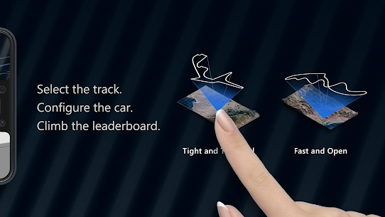 Where tech meets track 210.0.3535 APK Mod for Android 3