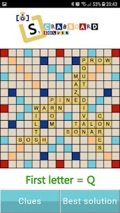Scrabboard Solver – Scrabble Help and Cheating 5