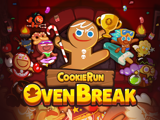 Cookie Run: OvenBreak - Endless Running Platformer 6.912 screenshots 9