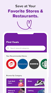 RetailMeNot: Coupons, Deals & Discounts Screenshot