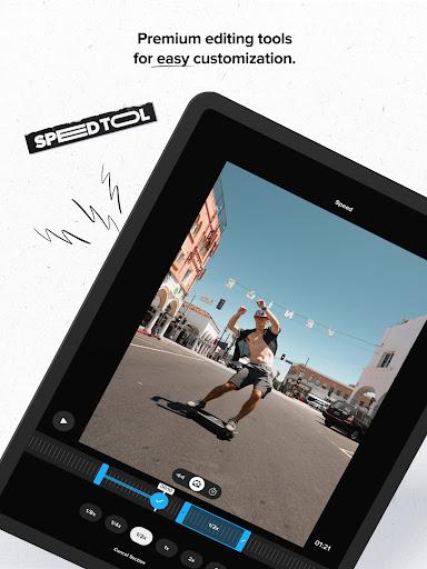 GoPro Quik: Video Editor & Slideshow Maker apktram screenshots 17