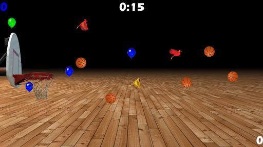 basketball shootout screenshot 3