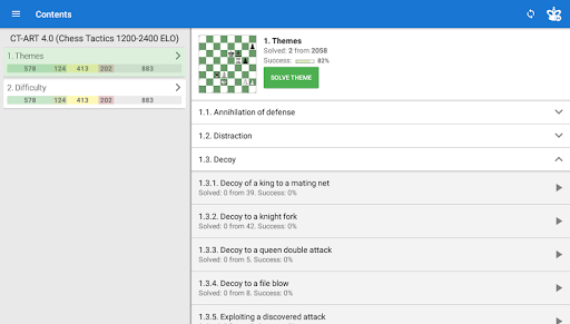 Chess King (Learn Tactics & Solve Puzzles) 1.3.9 Screenshots 15