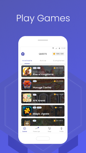 PPR - Power Play Rewards  screenshots 1