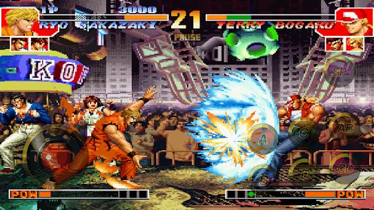 Baixar THE KING OF FIGHTERS '97 Apk Última Versão 2021 3