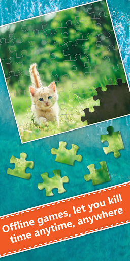 Jigsaw Puzzle Games - 2000+ HD Wallpaper Pictures 1.1.19 screenshots 5