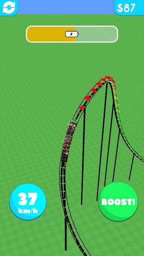 Hyper Roller Coaster apkdebit screenshots 5