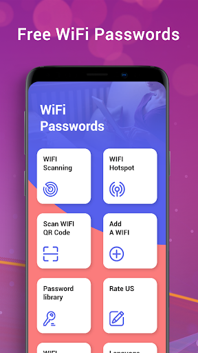 Free WiFi Passwords-Open more exciting apklade screenshots 1