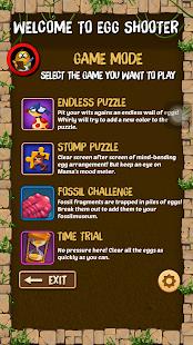Egg Shooter : Dynamite Deluxe 1.0.3 screenshots 1