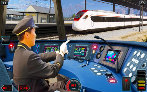 City Train Simulator 2020: Free railway Games 3d 3.0.7 screenshots 9