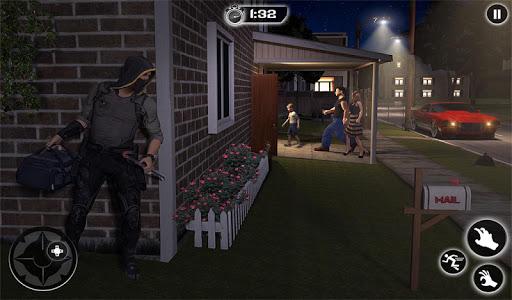 Jewel Thief Grand Crime City Bank Robbery Games  screenshots 14
