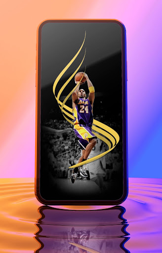 kobe bryant wallpaper | basketball player kobe screenshot 3