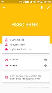 Password Manager - Password Wallet
