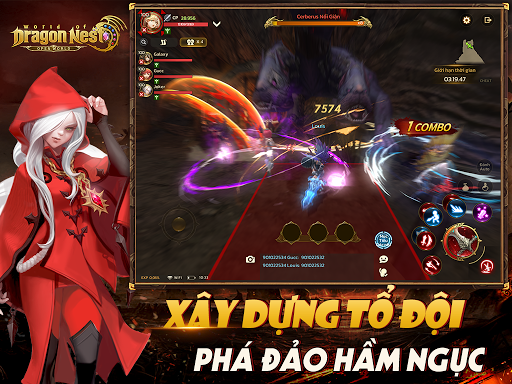 World of Dragon Nest - Funtap screenshots 22