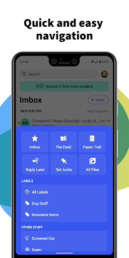 HEY Email 1.3.4 screenshots 1