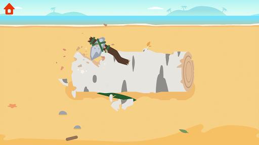 Dinosaur Time Machine - Time travel game for kids  screenshots 3