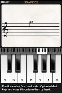 Note Trainer Lite Learn Piano