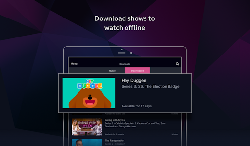 BBC iPlayer 4.108.0.22647 Screenshots 17