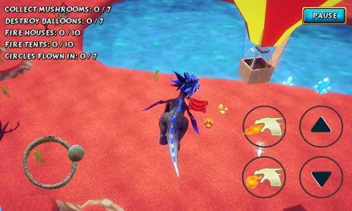 Little Dragon Heroes World Sim Apkfinish screenshots 21