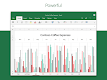 screenshot of Microsoft Excel: View, Edit, & Create Spreadsheets