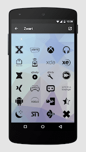 Zwart – Black Icon Pack APK Download for Android 5