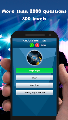 Guess the song - music games free apkmr screenshots 2
