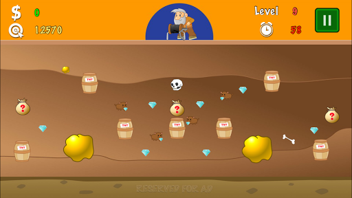 Gold Miner Classic Lite 1.1.6 screenshots 4