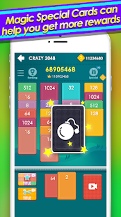 2048 Cards - Merge Solitaire, 2048 Solitaire 1.0.9 Screenshots 3